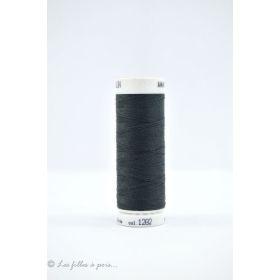 Fil à coudre Mettler ® Seralon 200m - coloris gris - 1282 METTLER ® - 1