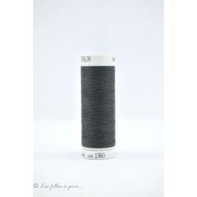 Fil à coudre Mettler ® Seralon 200m - coloris gris - 1360 METTLER ® - 1