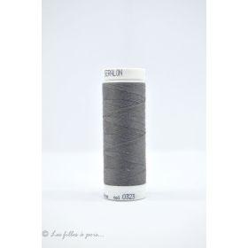 Fil à coudre Mettler ® Seralon 200m - coloris gris - 0323 METTLER ® - 1