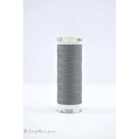Fil à coudre Mettler ® Seralon 200m - coloris gris - 0318 METTLER ® - 1