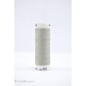 Fil à coudre Mettler ® Seralon 200m - coloris gris - 3525 METTLER ® - 1