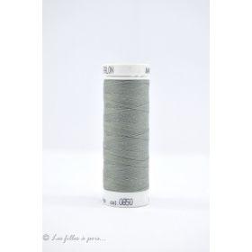 Fil à coudre Mettler ® Seralon 200m - coloris gris - 0850 METTLER ® - 1