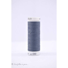 0343 - Fil à coudre Mettler Seralon 200m - coloris marron