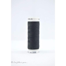 1008 - Fil à coudre Mettler Seralon 200m - coloris marron