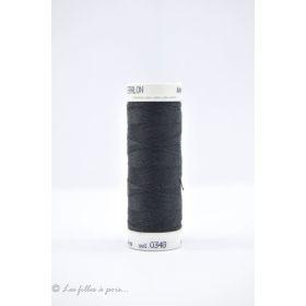 0348 - Fil à coudre Mettler Seralon 200m - coloris marron
