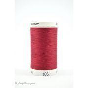 0106 - Fil à coudre Mettler Seralon 500m - coloris rouge
