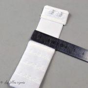 Rallonge de soutien-gorge élastique 2 crochets - 9