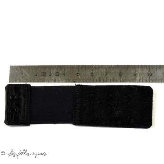 Rallonge de soutien-gorge élastique 2 crochets - 3
