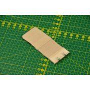 Rallonge soutien-gorge élastique 2 crochets - 32mm / 75mm - 6