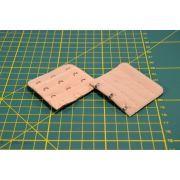 Rallonge soutien-gorge 3 crochets - 55mm