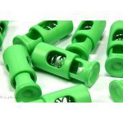 Arrêt cordon cylindrique - Lot de 2
