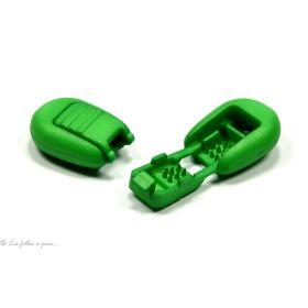 Arrêts cordons plastique - Lot de 2 - 1