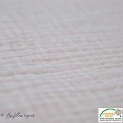 Tissu double gaze de coton Autres marques - Tissus et mercerie - 2