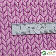 Tissu jacquard Big Knit - Bio - ALB Stoffe ® - Hamburger Liebe ® ALBStoff feat Hamburger liebe ® - Tissus BIO et Oekotex - 6