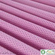 Tissu jacquard Big Knit - Bio - ALB Stoffe ® - Hamburger Liebe ® ALBStoff feat Hamburger liebe ® - Tissus BIO et Oekotex - 5