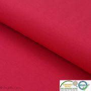 Tissu jersey punto di milano coton uni Autres marques - 5