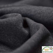 Tissu jersey punto di milano coton uni Autres marques - 12
