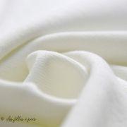 Tissu jersey punto di milano coton uni Autres marques - 24