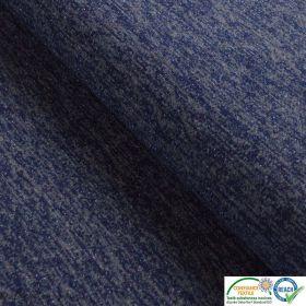 Tissu jersey viscose paillette légère