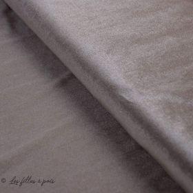 Tissu velours satiné stretch Autres marques - 1