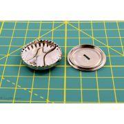 Boutons à recouvrir en inox - Prym ® Prym ® - Mercerie - 10