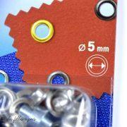 Oeillets à sertir avec outils de pose - Rond - Prym ® Prym ® - 2