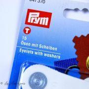 Oeillets à sertir avec outils de pose - Rond - Prym ® Prym ® - 13