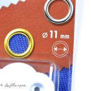 Oeillets à sertir avec outils de pose - Rond - Prym ® Prym ® - 12