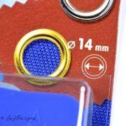 Oeillets à sertir avec outils de pose - Rond - Prym ® Prym ® - 17