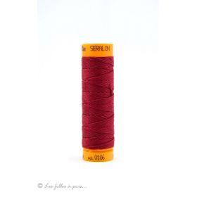 Fil à coudre boutonnière et cordonnet Mettler ® Seralon - 0106 METTLER ® - 1