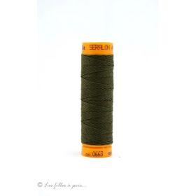 Fil à coudre boutonnière et cordonnet Mettler ® Seralon - 0663 METTLER ® - 1