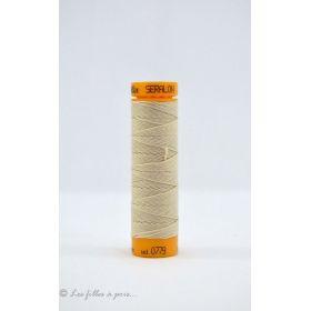 Fil à coudre boutonnière et cordonnet Mettler ® Seralon - 0779 METTLER ® - 1