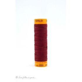 Fil à coudre boutonnière et cordonnet Mettler ® Seralon - 0918 METTLER ® - 1