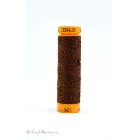 Fil à coudre boutonnière et cordonnet Mettler ® Seralon - 0975 METTLER ® - 1