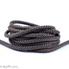 Cordon polyester - 4/5mm - 1