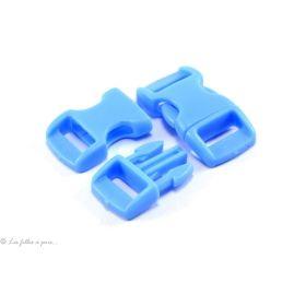 Fermetures rapides en plastique - 10mm - Lot de 2 - 1