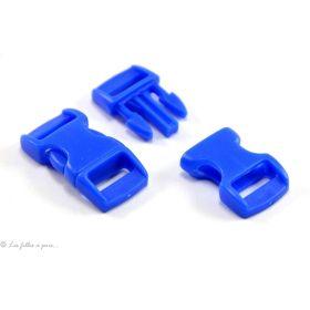 Fermetures rapides en plastique - 10mm - Lot de 2