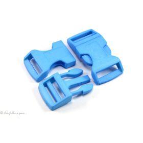 Fermeture rapide en plastique - 25mm