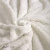 Tissu sherpa double face Autres marques - 30