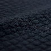 Tissu matelassé jersey motif aspect crocodile Autres marques - 2