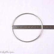 Cercle ni en métal