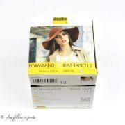 Entoilage Stabilmanche blanc - Formband - 12mm - Vlieseline ®