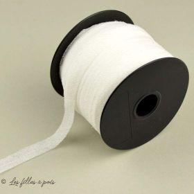 Entoilage Stabilmanche blanc - Formband - 12mm - Vlieseline ® Vlieseline ® - Entoilages et ouate - 1