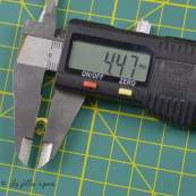 Pince - diametre des rivets
