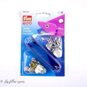 Bouton pression jersey avec outil - Prym ® Prym ® - Mercerie - 1