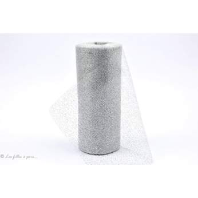 Rouleau de tulle souple - Paillettes - 15cm x 22m - 3