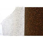 Rouleau de tulle souple - Paillettes - 15cm x 22m - 12