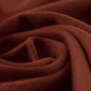 Tissu jersey punto di milano coton uni Autres marques - 36
