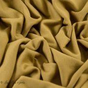 Tissu jersey punto di milano coton uni Autres marques - 32