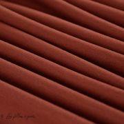Tissu jersey punto di milano coton uni Autres marques - 39